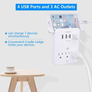 Multi Wall Adapter Info