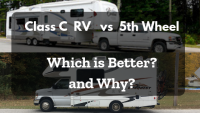 Class C RV vs 5th Wheel – Which is Better and Why?