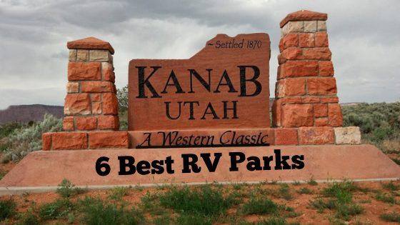 6 Best RV Parks Near Kanab Utah