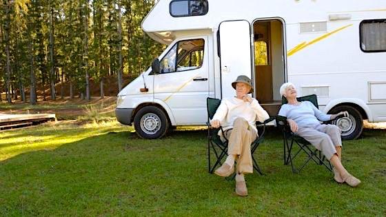 Cheap Retirement Living in an RV