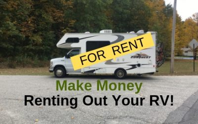 Make Money By Renting Out Your RV
