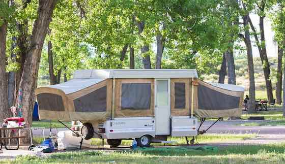 How Much Does a Pop-Up Camper Weigh?