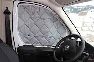 DIY RV Window Insulated Covers