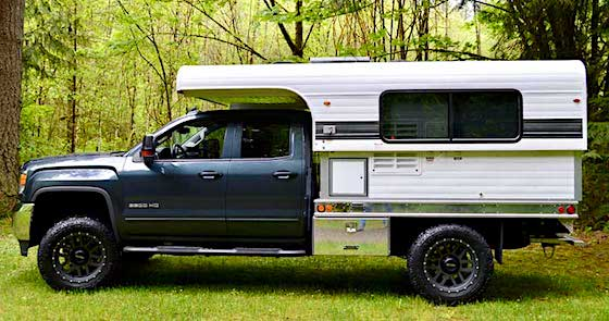 7 Awesome Reasons to Buy a Flatbed Truck Camper