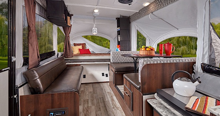 Jayco Jay Sport Pop Up Camper Int