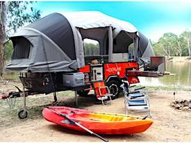 Opus Off Road Air Pop Up Camper