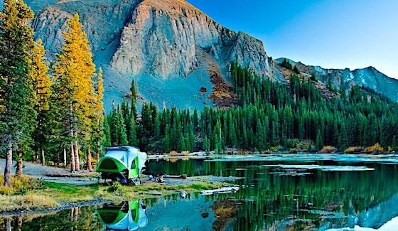 Best Pop Up Campers with bathrooms
