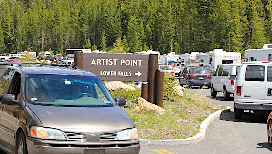 The Complete Guide to RV Parking in Yellowstone