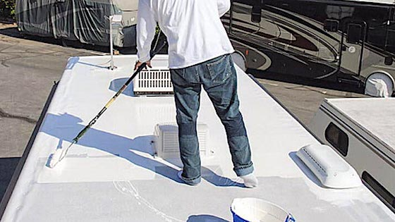 Can I Use Flex Seal On My Rv Roof Rvblogger