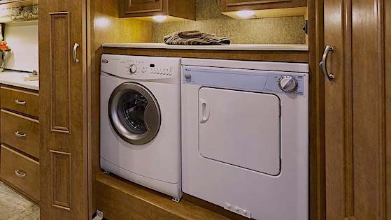 10 Best Rvs And Campers With A Washer And Dryer Rvblogger
