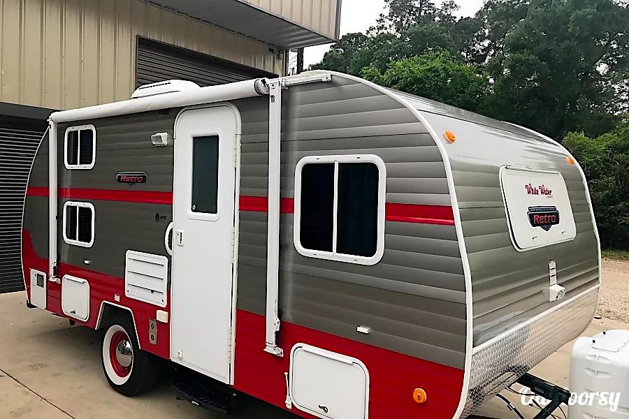 10 best rv rentals houston retro camper