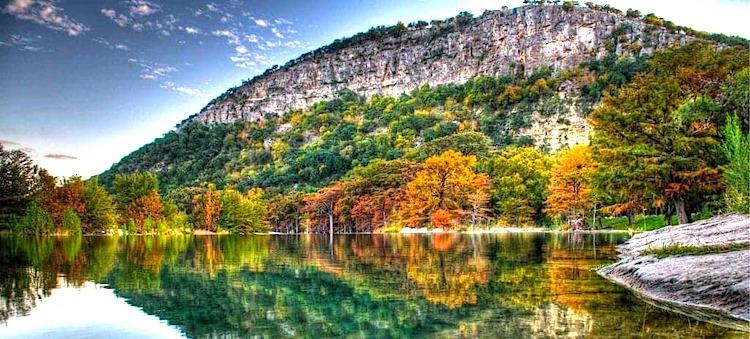 Enchanted Rock State Park TX