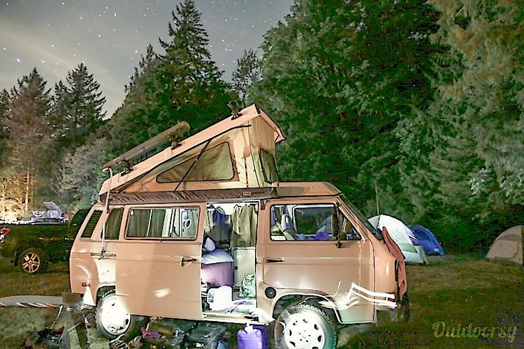 camper van rental san diego