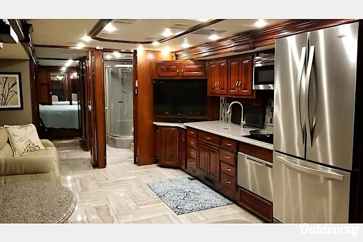 luxury rv rental orlando fl