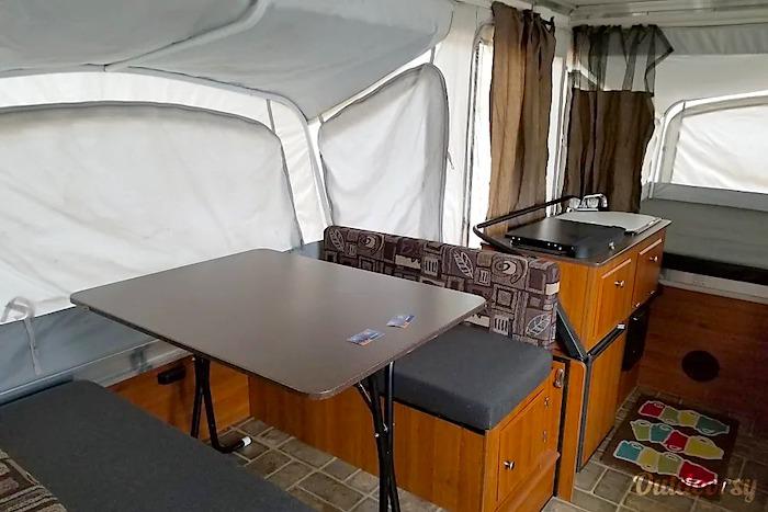 pop up camper rental denver co