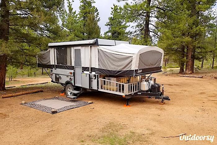 pop up camper rental denver