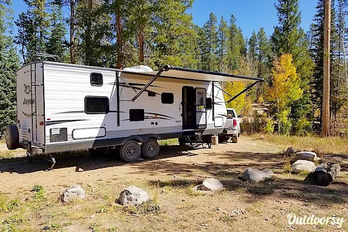 travel trailer rental denver