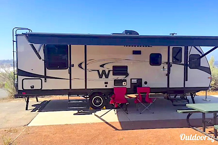 travel trailer rental san diego