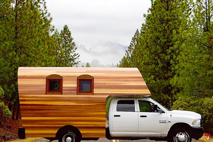 truck camper rental denver
